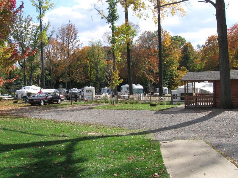 michigan-campground
