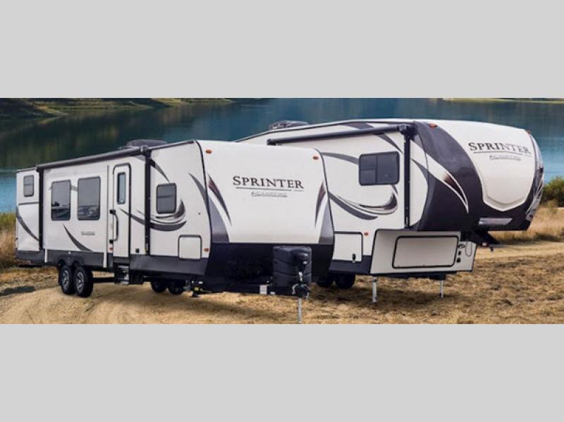 sprinter travel trailer and sprinter fifth wheel
