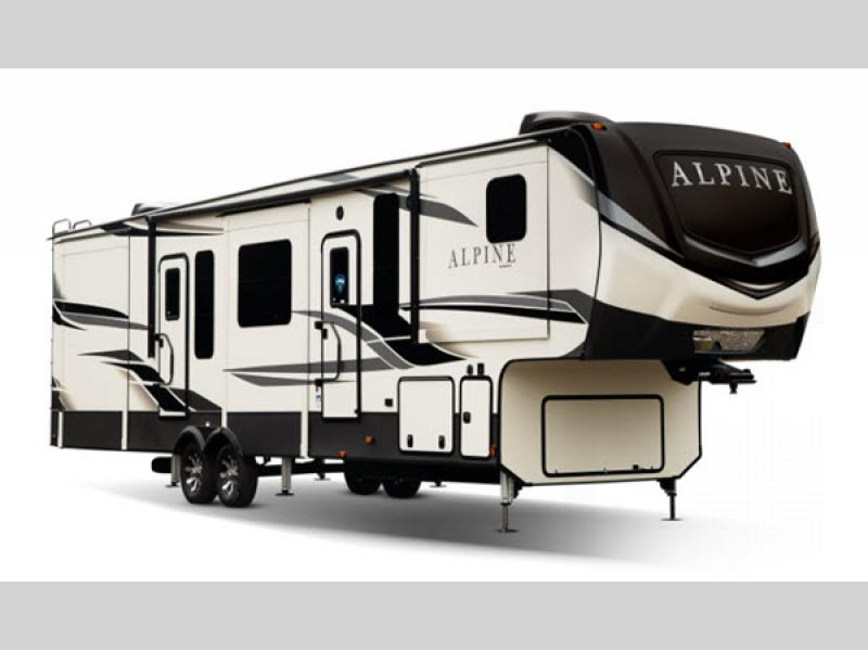 Alpine Fifth Wheel