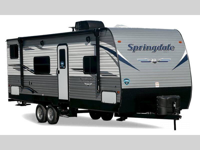 Springdale Travel Trailers Starting at $11,995