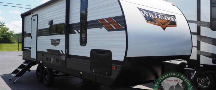 Factory Price RVs